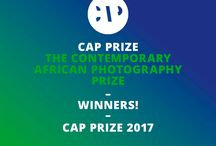 CAP Prize 2017 / The CAP Prize is the international Prize for Contemporary African Photography awarded annually since 2012 to five photographers who's works were created on the African continent or which engages with the Africa diaspora.