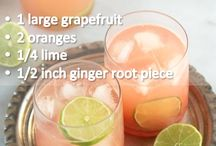 Juicies / Juice recipes / by Melissa Steele