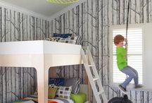 Unique Rooms for Kids