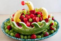 Früchtedeko