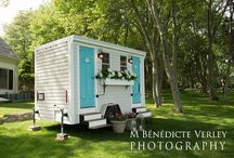 Restroom Trailers / by Newport Tent Company