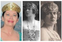 Royal Tiaras, The Balkans / Tiaras used by the members of the former Royal families of the Balkans.
