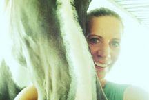Yoga & Horseback riding