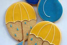Cookies - Rain Boots