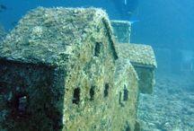υποβρύχιος κόσμος