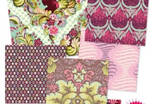 Fabric I Love and Want / by Amy Ellis