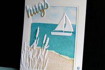 Beachy Cards