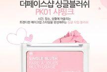 Phấn má hồng - Blusher