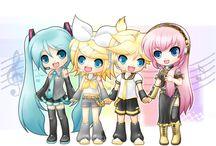 Anime, Vocaloid