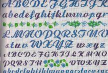 Alfabeti / Alfabeto