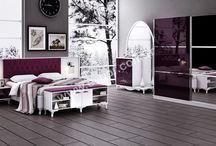 Yatak Odasi / Yatak odası mobilyaları konusunda çokça seçenek ve onlarca farklı çeşitler kaliteli bir firma olan Evgör mobilyada.