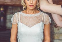 Belle Toujours Wedding looks / Hair and makeup created here at Belle Toujours.