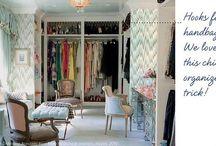 For the Home - Closet