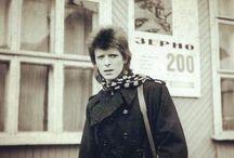 David Bowie / by Chelsie Oldham