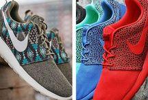 Nike-kengät