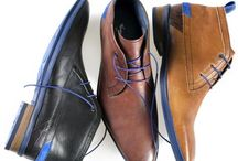 Footwears. / Not anymore. Now even guys want to have many shoes for many occasions.