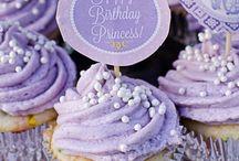 παρτυ γενεθλιων με θεμα: πριγκιπισσα Σοφια