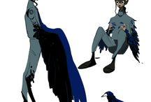 oc ╱ Bird