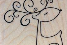 Рисунки для пряничков