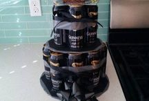 Geburtstagsgeschenk / Torte