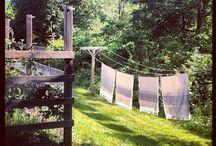Trädgårdsfunktioner / Funktionella ting i trädgården