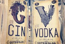 The Spirit of the Cotswolds / The Original Cotswold Gin & Vodka