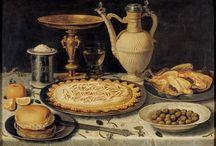 Clara Peeters (1594 - after 1657) / Flemish Art.