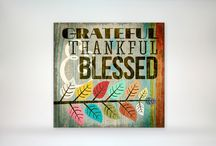 Thanksgiving crafts / by Shelli Larsen McBride