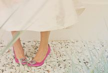 Pink / Inspiration to help add that touch of Pink to your big day!