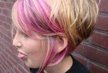 Μαλλιά με στυλ