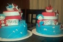 Cakes I made!!! / by Kimberly Haddon