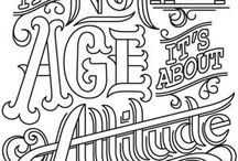 Coloring Pages/Ideas