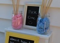 Baby gender reveal party ideas  / by Ashley Turner