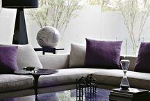 Color Violeta / Ideas para decorar color violeta