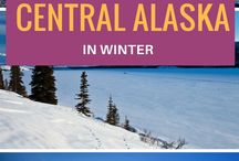 Travel to Alaska / Travel tips and ideas for Alaska vacation.
