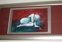 Paintings - My work / My paintings past and present