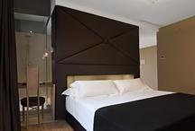 Room & headboard