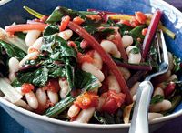 Healthy, Fast Weeknight Dinners / These fast and healthy recipes include a gingery shrimp stir-fry, white bean stew, and gravy-smothered chicken. / by Food & Wine