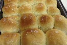 Recipes: Bread Machine and Bread