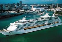 Let's Cruise ✈ / Taking to the seas