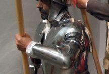 Spanish soldiers - tercios + conquistadores