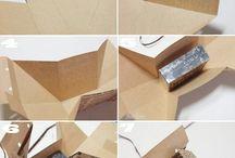 Scatole di carta