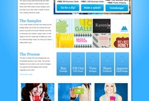 Amazing Web Designs / by Rachel Wilhelm