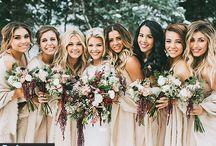 Wedding Party Attire