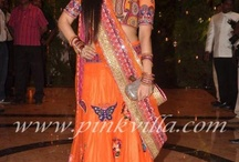 Lovely lehengas / I would kill for these;)