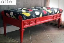 Furniture Projects / by Sheena Phillips