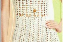 peças de croche (roupas)