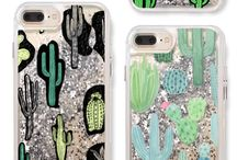 Phone cases and phones