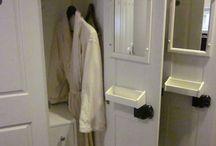 Spa Locker Rooms