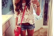 Cute outfits(: